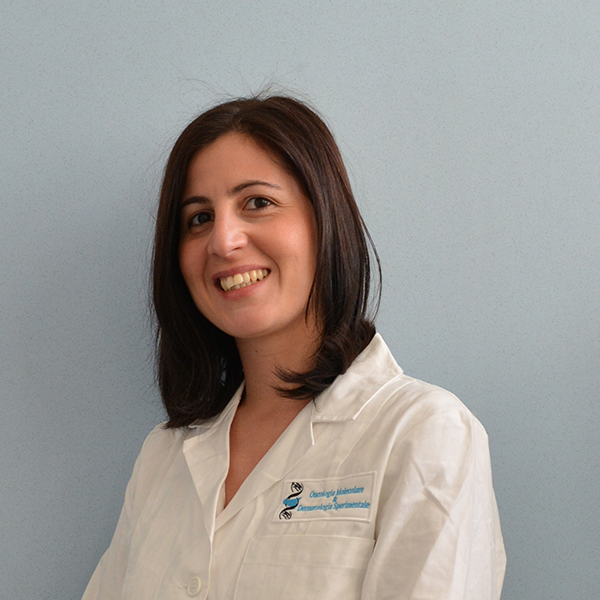 Laura Mangiapane, Ph.D. Student